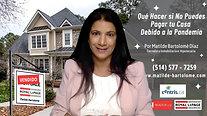Qué Hacer Si No Puedes Pagar tu Casa Debido a la Pandemia