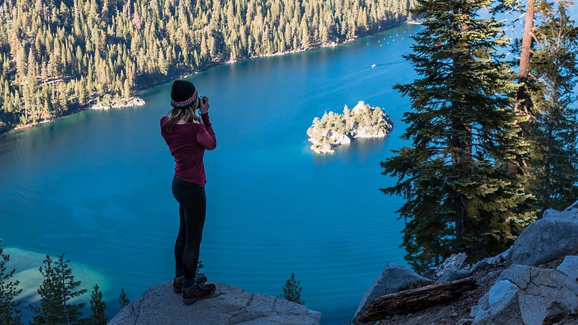 Welcome to Wandering Tahoe!  A new Lake Tahoe Photography Vlog