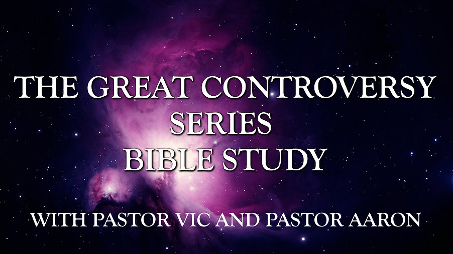 Great Controversy Bible Study Series