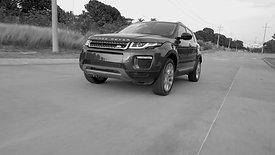 Spot Evoque Range Rover