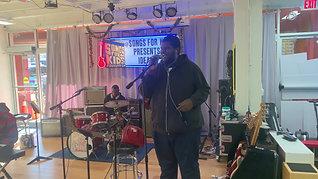 Breyan Singing at Songs For Kids