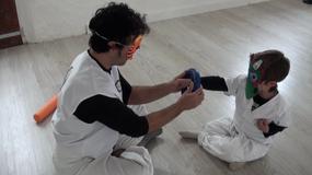 Tècniques i jocs amb els més petits