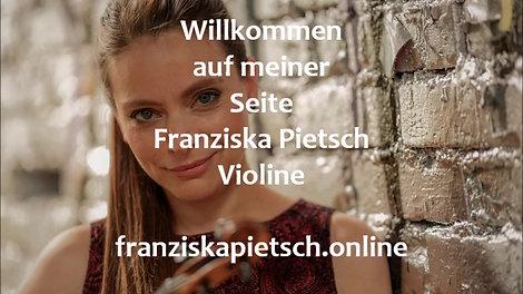 Franziska Pietsch-Violine