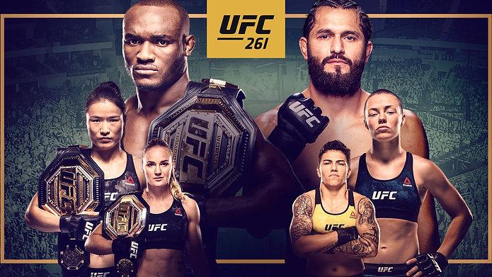UFC 260: УСМАН VS МАСВИДАЛЬ 2