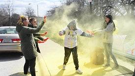 FTKolor Run Yellow Highlights