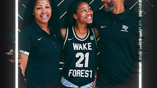 Jewel Spears - Committed to Wake Forest