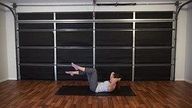 Advanced Beginners - Core, Abdominals and waist strengthening