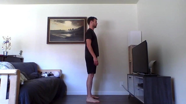 Static Posture Assessment Demonstration