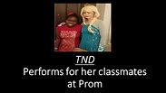 TND performs at Prom