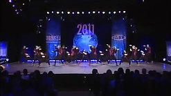 ECB Street Elite International Open Coed Hip Hop Worlds 2011