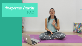 10 🤍 Postpartum Exercise Frequently Asked Questions