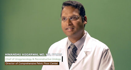 Meet the Doctor - Dr. Aggarwal