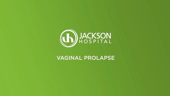 Urogynecology at The Jackson Clinic