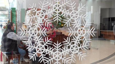 Christmas Caroling Video