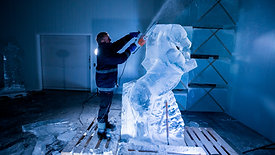 Making of the Magical Ice Kingdom