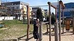 (Bradla 2+) - Nízká hrazda - Náskok