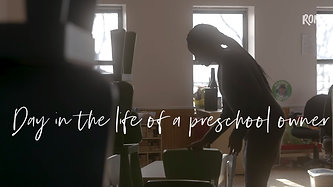 A Day In The Life of A Brooklyn PreSchool Owner