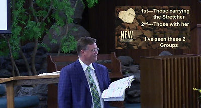 A New Covenant - Luke 7 & 8 - Jimie-Wray Mead