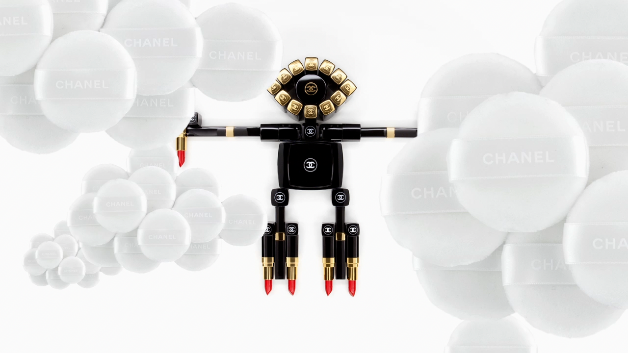 Chanel - Here comes the beauty pack