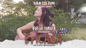 Érica Sá - Poesia Sonora (Acústico)