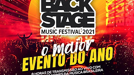 SOS BACKSTAGE MUSIC FESTIVAL 2021
