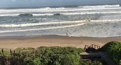 Sea Paradise guest house - High Tide on Wilderness Beach, South Africa