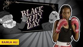Black in My Day- Ramla Ali