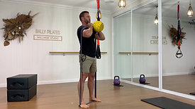 Strength: Legs, Chest & Triceps