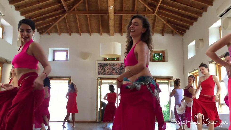 Feminine Dance Medicine Retreat 2019