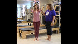 Standing Pilates - Calf Raises