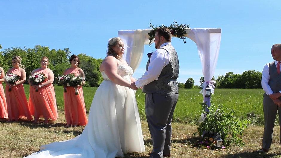 Parkinson Wedding Video