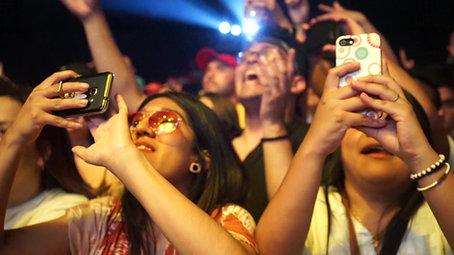 Sean Paul live in Guatemala