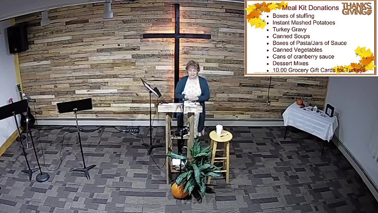 Ministry Service