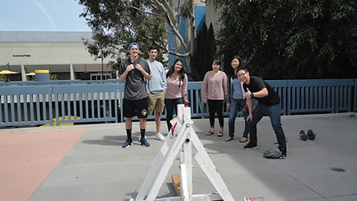 Catapult Challenge: Cypress College Spring 2017