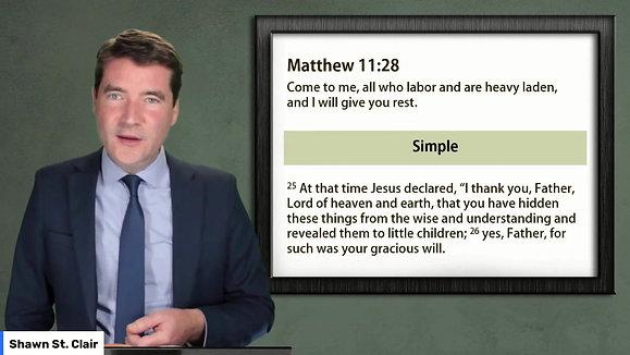 Gospel Message