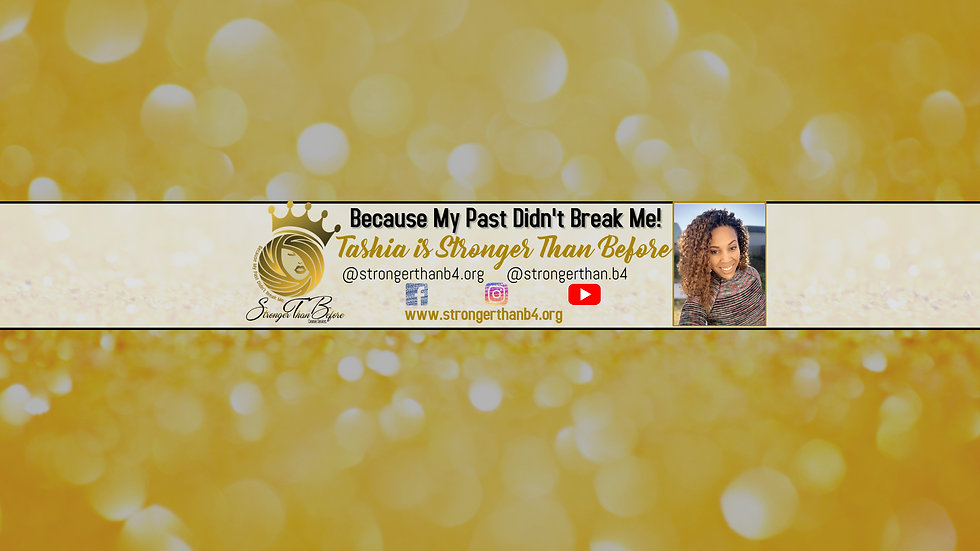 YouTube: Tashia's Stronger Than Before Vlog
