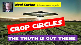 CROP CIRCLES  The Truth is Out There