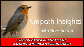 EMPATH INSIGHTS.  VISION QUEST