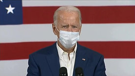 """BIDEN: """"It's been confirmed by every outlet"""" that Trump called fallen soldiers 'losers & suckers.' """"I've dealt with guys like Trump my whole life, guys from the neighborhood I come from would look down on us because we didn't have a lot of money."""""""