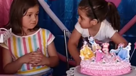 Don't blow my candles