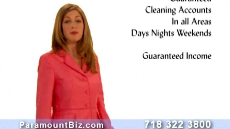 Paramount Biz Commercial