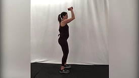 Prenatal Upper Body using Small DB's