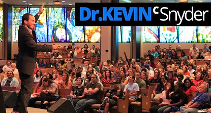 Dr. Kevin Snyder / Professional Speaker & Inspirational Author