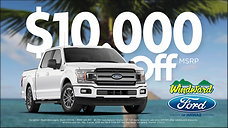 Windward Ford - January 2021 Get Your Own Ford