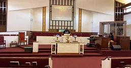 New Zion 06/14/20 Service