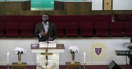 New Zion's 11 AM Service: 08/30/2020