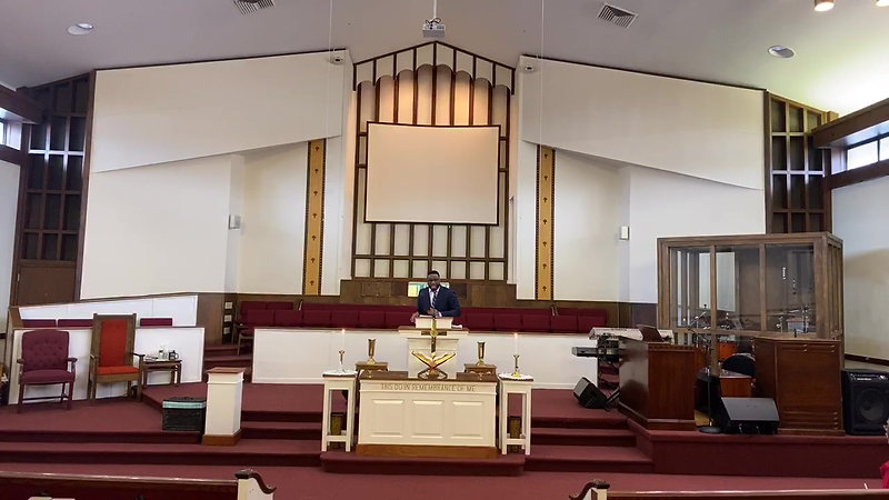 Online Service at New ZIon 03/29/20