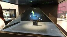 Hologram Sample