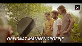 Tv commercial 'de definitieve bierreclame'