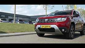 Tv commercial Dacia Duster